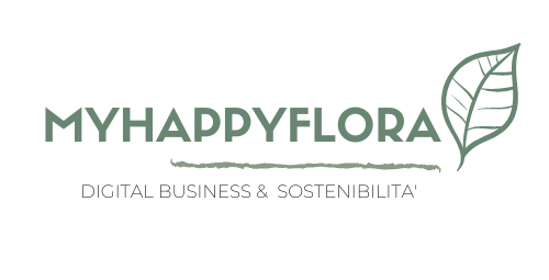 MyHappyFlora| Digital Business & Sostenibilità